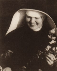 Madre Pascalina Lehnert, who served as Pope Pius XII housekeeper and later as secretary. She served from 1917-1958, and was considered a most powerful woman.