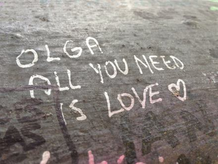 Olga All Need Love